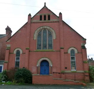 Hereford - Chandos Street Primitive Methodist Chapel 2014 | R Beck