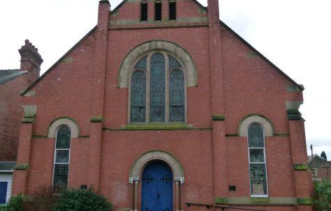Hereford - Chandos Street Primitive Methodist Chapel