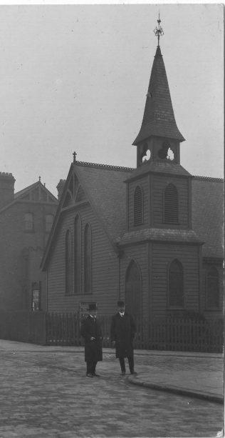 Leeds Brudenell Road Primitive Methodist Chapel