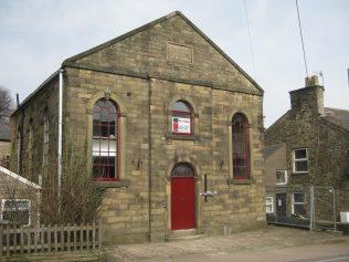 Chapel-en-le-Frith PM Chapel Derbyshire