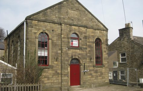 Chapel-en-le-Frith Primitive Methodist Chapel Derbyshire
