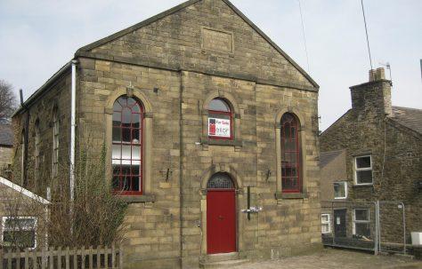 Chapel-en-le-Frith Primitive Methodist Chapel Derbyshire