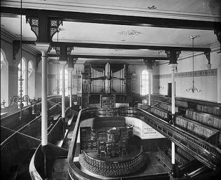 Charles Street PM, Sunderland interior | Newcastle District Archives