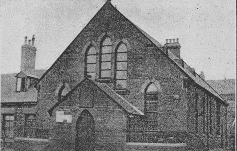 Hebburn Charles Street Primitive Methodist Chapel