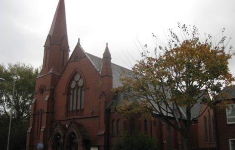 Cheadle Heath (St. John's) PM Chapel Stockport Road Cheshire