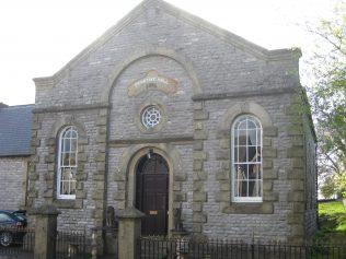 Chelmorton Primitive Methodist Chapel Derbyshire