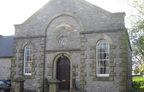 Chelmorton Primitive Methodist Chapel Derbyshire