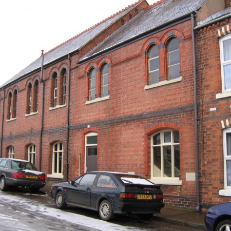 Chester Tarvin Road Primitive Methodist Chapel
