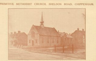 Sheldon Road Primitive Methodist chapel | Causeway Primitive Methodist chapel Centenary Handbook 1932