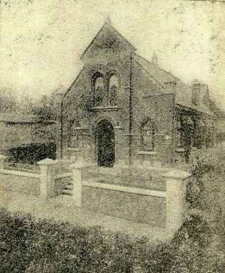 Chiseldon Primitive Methodist chapel | Handbook of the Brinkworth and Swindon Centenary District Synod