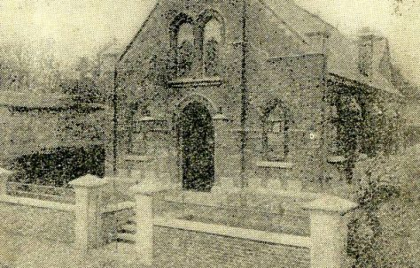 Chiseldon Primitive Methodist chapel