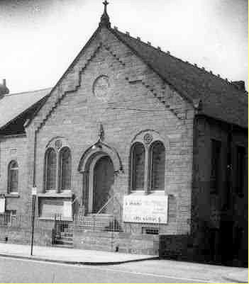 Chowdene PM Chapel, Low Fell | Bede Methodist Circuit Archives