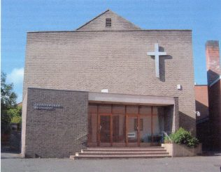 Shepshed Christchurch Methodist Church, Leicestershire