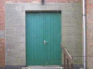 Church Broughton Primitive Methodist Chapel Derbyshire