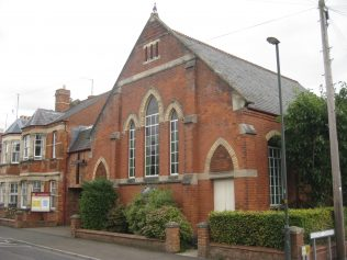 Ashcroft Road Primitive Methodist Church. | Photo taken in 2016 by E & R Pearce