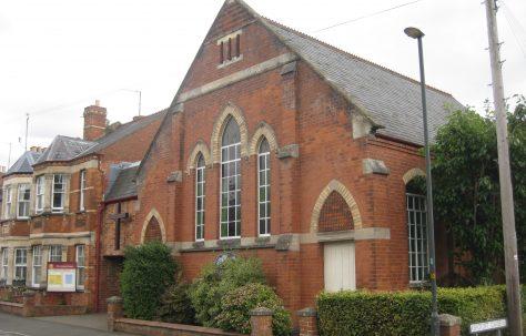 Cirencester's Primitive Methodist chapels.