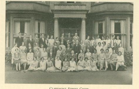 Leicester Claremont Street Choir