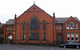 Claremont Street Primitive Methodist Sunday school, Leicester | Christopher Hill February 2016