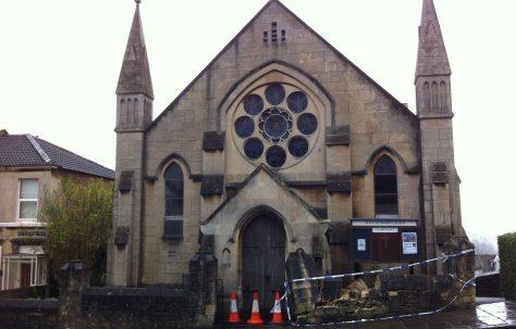 Bath Claremont Primitive Methodist chapel