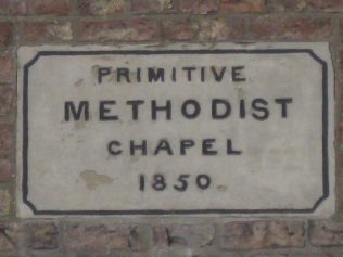 Claxton Primitive Methodist Chapel North Yorkshire