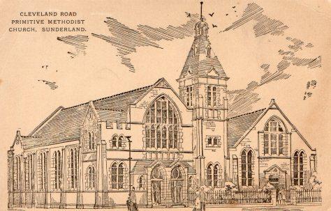 Sunderland; Cleveland Road PM Church