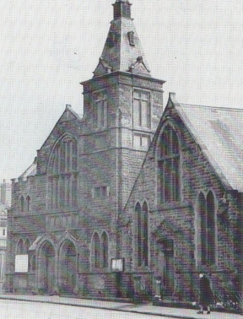 Cleveland Road PM Church, Sunderland (from clipping) | Newcastle upon Tyne District Archives