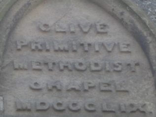 Clive PM  Chapel, Shropshire