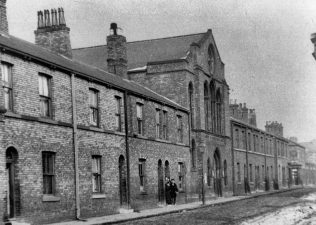 Clockwell Street PM Chapel, Sunderland | Newcastle upon Tyne District Archives