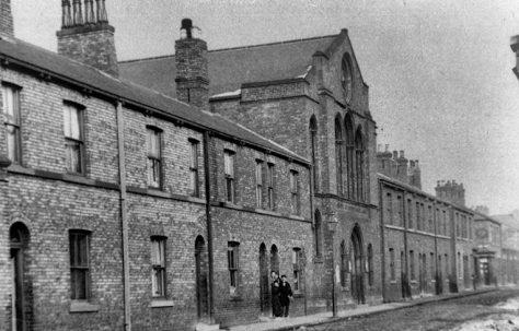 Sunderland; Clockwell Street PM Chapel