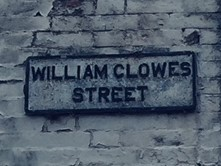Burslem: William Clowes Street