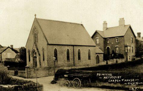 Clun Primitive Methodist Chapel, Shropshire