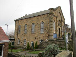 Coal Aston Primitive Methodist chapel | Christopher Hill 2016