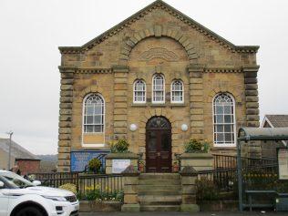 Coal Aston Primitive Methodist chapel in 2016 | Christopher Hill 2016