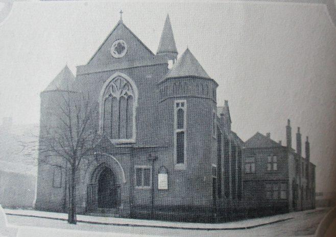 Coalville Primitive Methodist chapel | Handbook of the Primitive Methodist Conference 1927; Englesea Brook Museum
