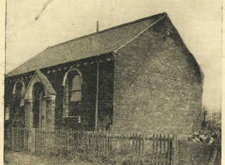 Coate Primitive Methodist chapel | Handbook of the Brinkworth and Swindon Centenary District Synod