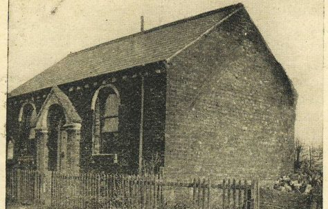 Coate Primitive Methodist chapel