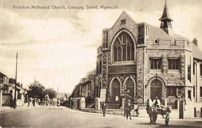 Plymouth Primitive Methodist Church, Cobourg Street | Steve Wild