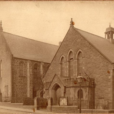 Coldwell Street PM Chapel | Bede Circuit Archive Collections