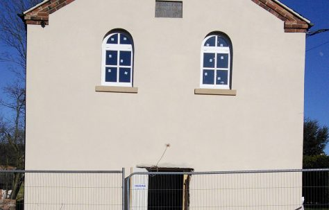 Coleorton Primitive Methodist chapel and church