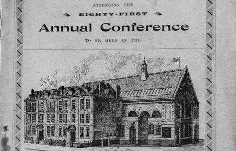 Bristol and Primitive Methodism