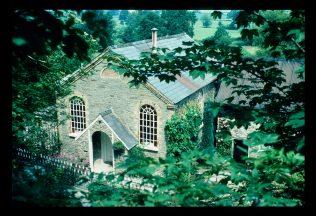 Coomes Moor Primitive Methodist Chapel 1992   David Hill