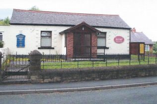 Penycae (Copperas) Primitive Methodist chapel, North Wales