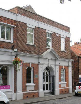 former Cottingham Primitive Methodist chapel | Christopher Hill August 2017