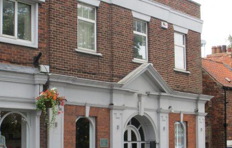 Cottingham Primitive Methodist chapel
