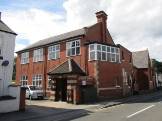 Countesthorpe Primitive Methodist chapel and school | Christopher Hill 2016