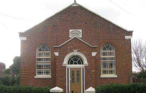 Cox Bank Jubilee Primitive Methodist Chapel, nr. Audlem Cheshire