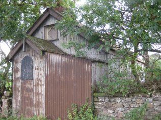 Crackenthorpe Primitive Methodist Chapel   E & R Pearce October 2016