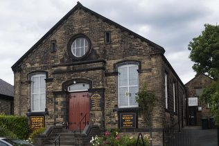 Shipley Crag Road Methodist Church, Yorkshire