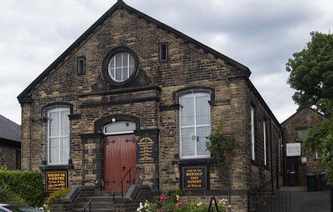 Shipley Crag Road Methodist Church, Yorkshire