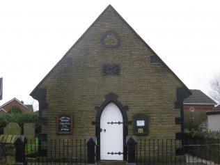 Crank (Alder Lane) Primitive Methodist Chapel Lancashire